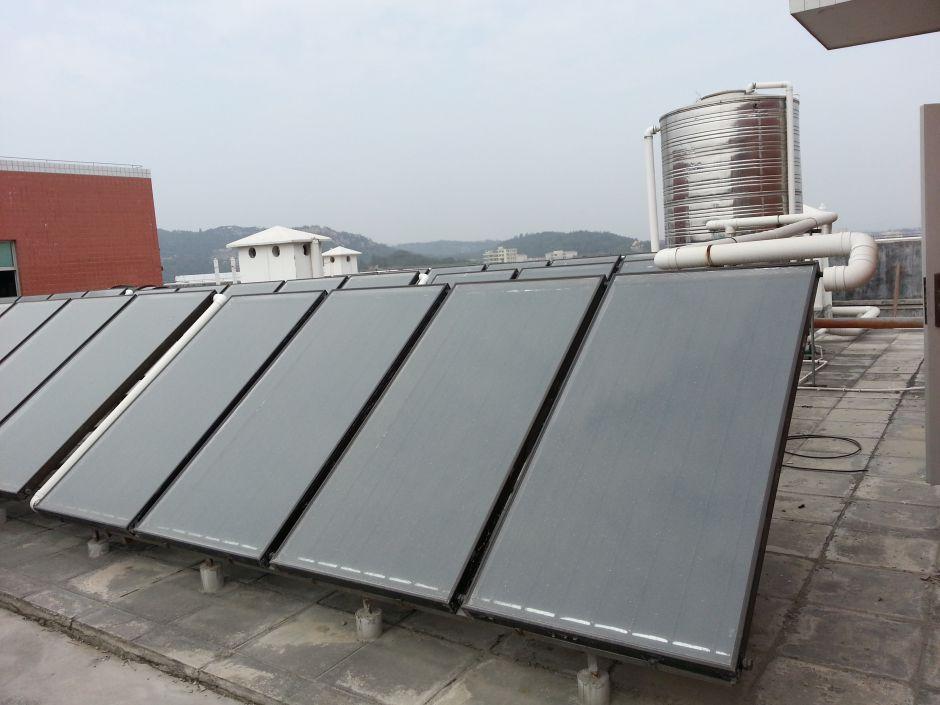 平板太陽能(圖1)