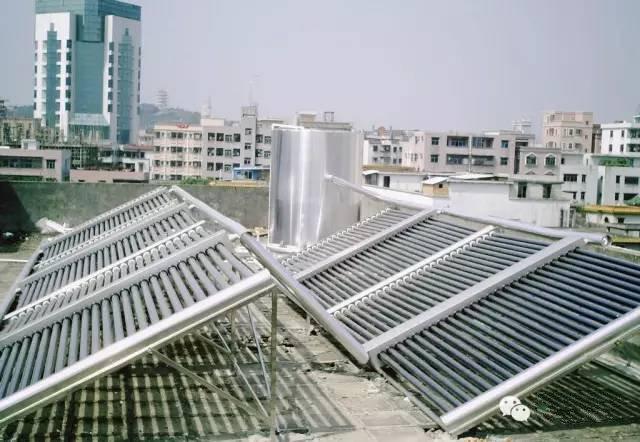 太陽能熱水器的好處是顯而易見,那太陽能熱水器分為幾個種類呢?(圖3)